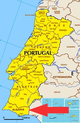Met Thuis Naar Portugal Projectreizen